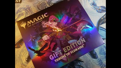 MTG Gift Edition [ELD] Unboxing!