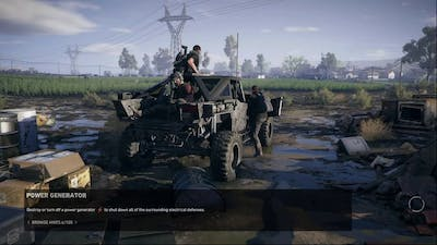 GR Wildlands - Trying Out Guerrilla Mode