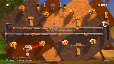 Challenge Superball - Crazy Machines Elements (PS3) Challenge Mode