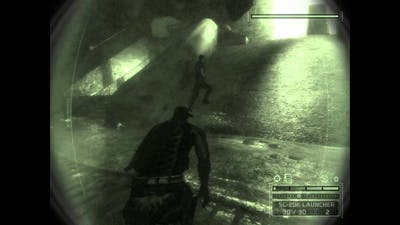 Tom Clancy's Splinter Cell Chaos Theory; trying not to kill part 1