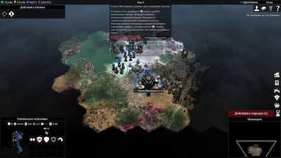 Warhammer 40,000 Gladius - Relics of War gameplay