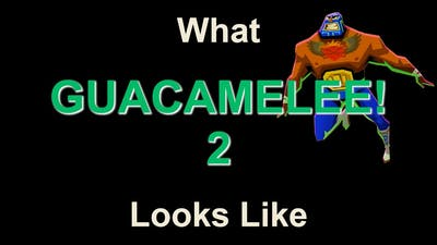 What Guacamelee 2 Looks Like