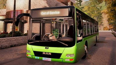 Bus Simulator 21 - MAN Lion's City (A37)