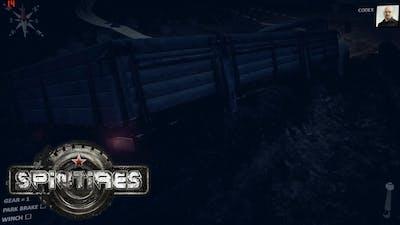 Mask lumpur dalam - Spintires aftermath DLC