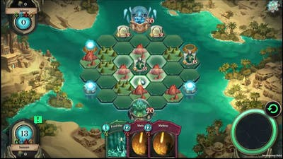 Faeria - All Solo Puzzles Solved (Part 2)