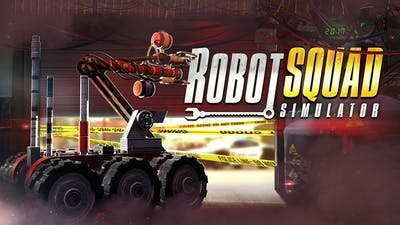 Robot Squad Simulator 2017 | First Look