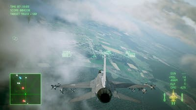 Ace Combat 7  Skies Unknown Deluxe Edition Campaign Mission 2 Charge The Enemy