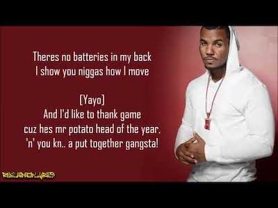 The Game - Mr. Potato Head (Lyrics)