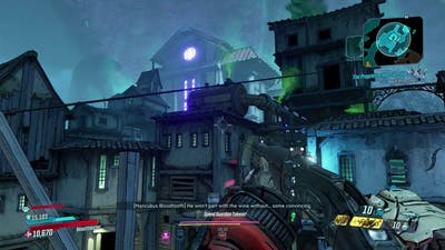 Borderlands 3 Guns, Love, and Tentacles: The Marriage of Wainwright and Hammerlock Rare Vintage