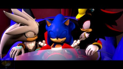 Shadow And Silver Watch Team Sonic Racing Trailers