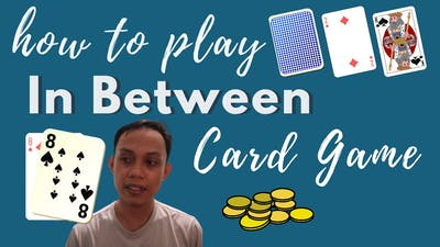 How to Play the In-Between Card Game