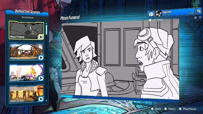 Borderlands 3 Directors Cut. THIS is what they decided to leave out....Ava actually interesting.