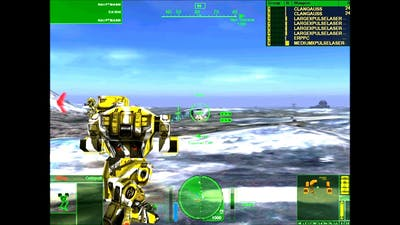 Daishi - MW4 Mercenaries - Talon - Mech Works