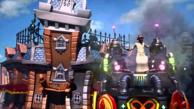 Disney Epic Mickey 2: The Power of Two trailer