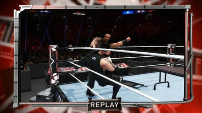 2020 WWE TLC SIMULATION: ROMAN REIGNS VS KEVIN OWENS 2!!! WWE 2K20 DELUXE EDITION