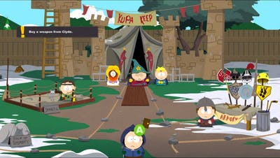 South Park: The Stick of Truth - Game play - Part 1 - The Perfect Poop