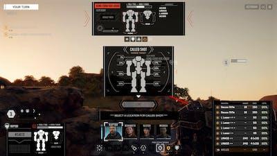 BattleTech headshot are a go