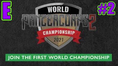 Turn 2- Bug River- Panzer Corps 2 World Championship 2021