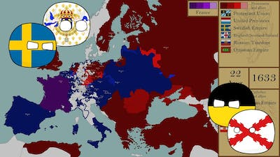 The Thirty Years' War (1618-1648) - Every Week