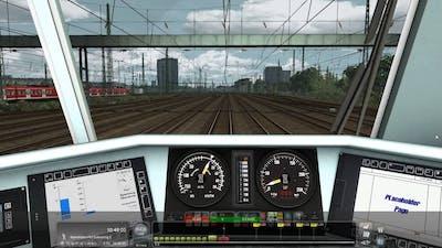 Railworks Train Simulator BR 101+112 Karlsruhe Mannheim mit Soundboard 6