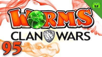 WORMS CLAN WARS # 95 - Wurm der Abrechnung «» Let's Play Worms Clan Wars | Full HD
