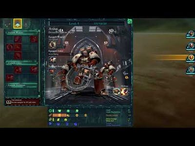 Dawn of War 2 (Primarch) Builds Overview for Primarch