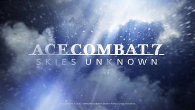 ACE COMBAT 7  SKIES UNKNOWN   Mission 01 Charge Assault