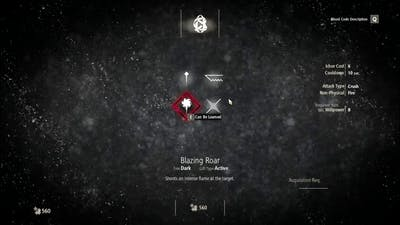 Code Vein Demo my Character