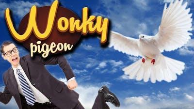 Wonky Pigeon! - Bombs Away