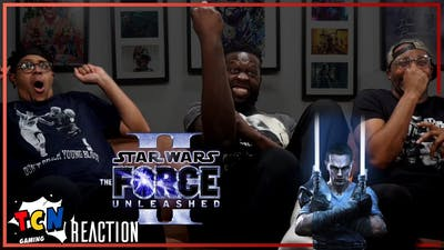 Star Wars: The Force Unleashed 2 - Betrayal Cinematic Trailer Reaction
