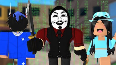I verse RICH TOXIC Exploiters and Teamers and They Get SCARED.. (Murder Mystery 2)