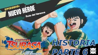 🎮 HANAWA vs TOHO Captain Tsubasa Rise Of New Champions NEW HERO Ruta HANAWA 🎮