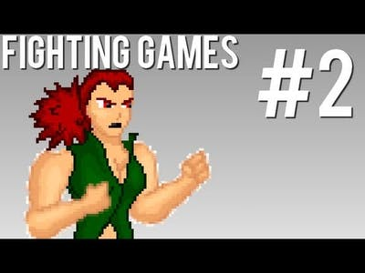 MMF2 Fighting Game Tutorial: Movement!