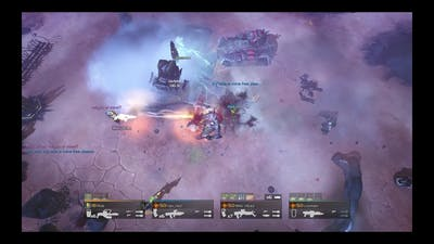 Helldivers - Cloudy with chance of Thunder (Cyborgs)