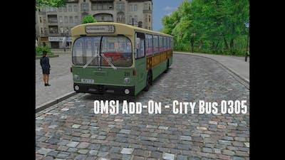 OMSI Add-On - City Bus O305