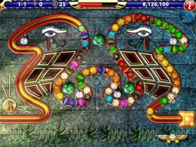 Luxor HD - Challenge of Horus Mode Stage 5-1 Cobraic Twilight
