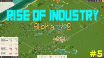 Alpha Version 2! Rise of Industry #5 [Gameplay/Let's Play][Deutsch/German]HD