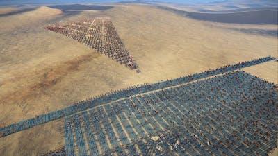 2.000 SHOCK CAVALRY vs 17.000 OXYN ARCHERS - Total War: THREE KINGDOMS