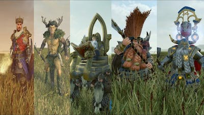 Anti-Infantry Lords Tournament. Qualification 3. Total War Warhammer 2