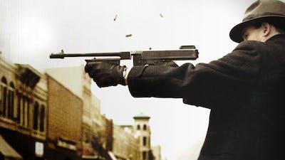 Top 10 Movie Tommy Gun Massacre