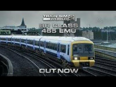 TSW 2 SEHS BR class 465 EMU tutorial **NEW LOCO-ADDON**