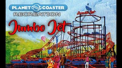 Jumbo Jet Planet Coaster Recreation - Part 1