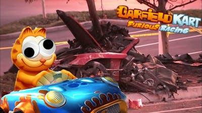 Garfield Kart Is Broken