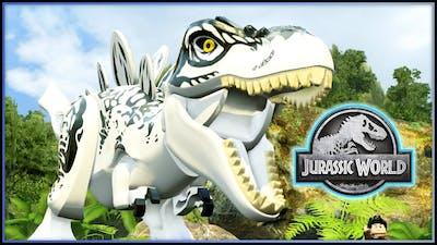 LEGO Jurassic World - Anti Venom T-Rex