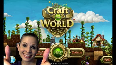 Craft the World Tutorial/Lets' Play (2014) - Episode 1