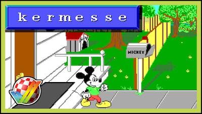 Amiga Longplay [165] Mickey ABC: Une Journée à la Fête (French version)