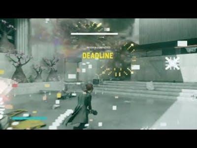 """CONTROL: """"Deadline"""" A.W.E DLC Shum Arcade"""