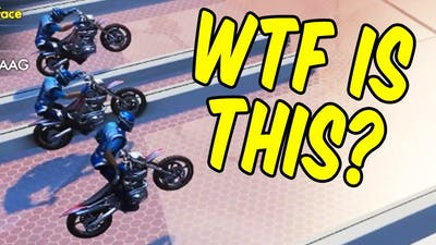 WTF is this? - Trials Fusion