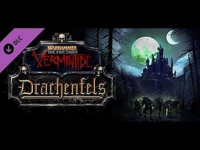 Warhammer  End Times - Vermintide (Drachenfels Castle) part 1