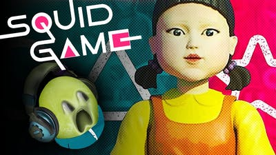 SQUID GAME...the Game!!!!